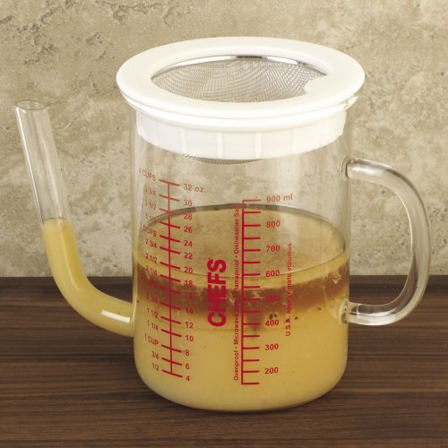 CHEFS Fat Separator - 4-Cup