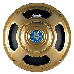 Celestion Gold Guitar Speaker, 8 Ohm