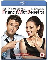 Friends With Benefits [Blu-ray] [2011] [Region Free]