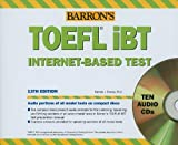 img - for Barron's TOEFL iBT Audio Compact Disc Package book / textbook / text book