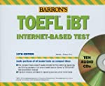 Barron's TOEFL iBT Audio Compact Disc...