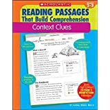 Context Clues (Reading Passages That Build Comprehensio)by Linda Ward Beech