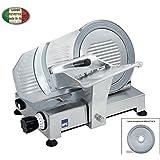 OLIMPIC - MADE IN ITALY Affettatrice Professionale in Pressofusione di alluminio. Lama 27