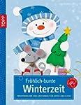 Fr�hlich-bunte Winterzeit: Fensterbil...