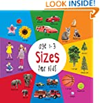 Sizes for Kids age 1-3 (Engage Early...