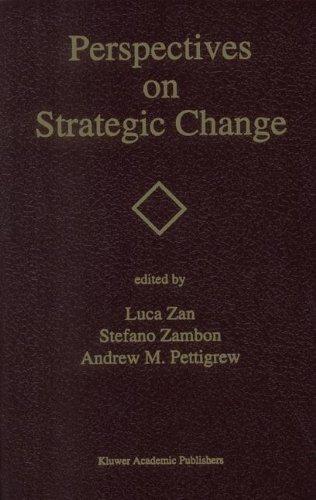 Perspectives on Strategic Change