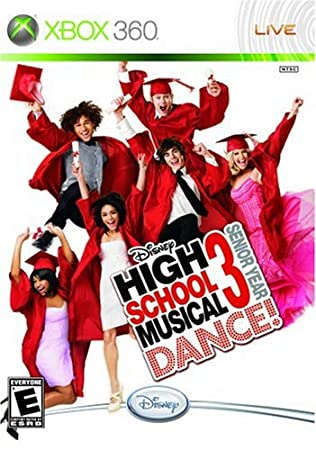 Disney's High School Musical 3: Senior Year Bundle with Mat