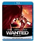 ウォンテッド 【ブルーレイ&DVDセット 2500円】 [Blu-ray]