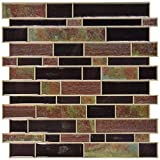 RoomMates Modern Long Stone StickTILES, 4-pack 10.5