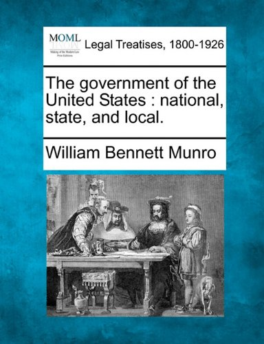 The government of the United States: national, state, and local.