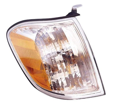 Depo 312-1556R-AS Toyota Tundra/Sequoia Passenger Side Replacement Parking/Signal Light Assembly Style: Passenger Side (RH)