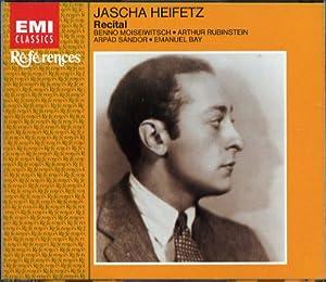 Jascha Heifetz: Recital