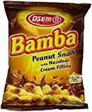 Osem Hazelnut Cream, Bamba, 2.1000-ounces (Pack of18)