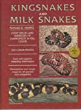 Kingsnakes and Milk Snakes