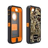 OtterBox Defender iPhone5 Max-4HD Blazed