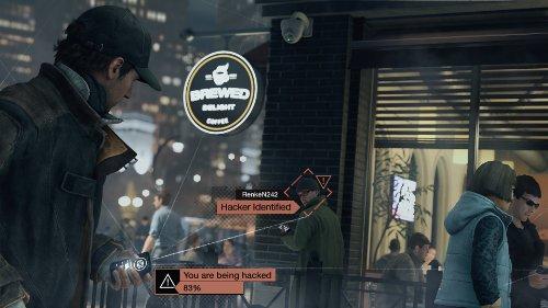 Watch Dogs, Cyberpunk, Hacker, Video Game