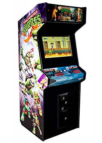 Two Player Multiarcade Tornado w/ 2019 Games! StreetFighter 1-10 ...