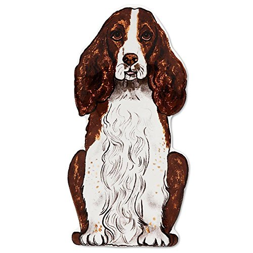 Rescue Me Now Springer Spaniel Spoon Rest, 7-1/2-Inch front-609287