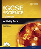 img - for Edexcel GCSE Science: GCSE Science Activity Pack (Edexcel GCSE Science 2011) book / textbook / text book