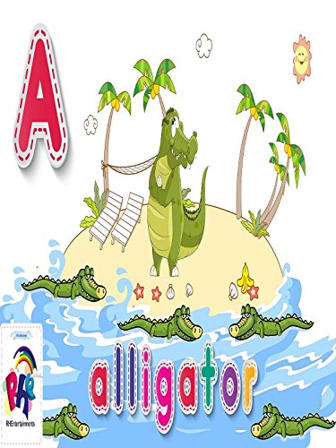 A For Apple ABC Alphabet Songs Phonics Song By RHEntertainments