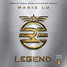 Legend Audiobook by Marie Lu Narrated by Mariel Stern, Steven Kaplan