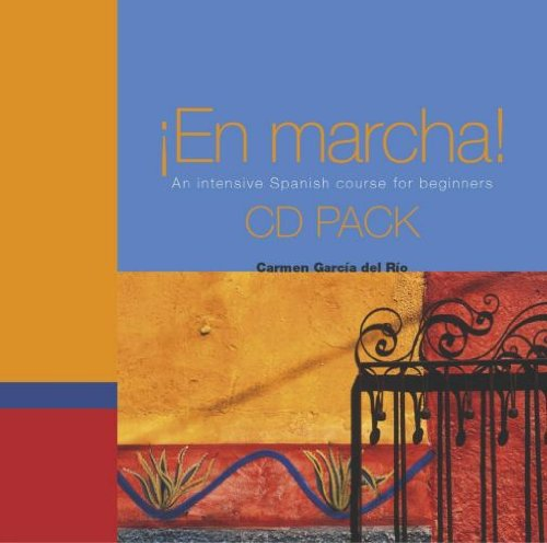 En Marcha: An Intensive Spanish Course for Beginners Support Book/CD Pack (Hodder Arnold Publication)