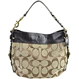 Coach Zoe Medium Signature Shoulder Bag 114