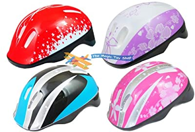 Childrens Kids Girls Boys Bike Cycle Scooter Skate Safety Helmet Sports Bicycle by MTS
