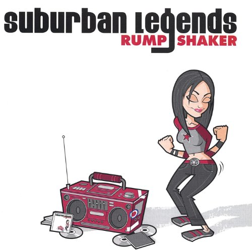 Original album cover of Rump Shaker by Suburban Legends
