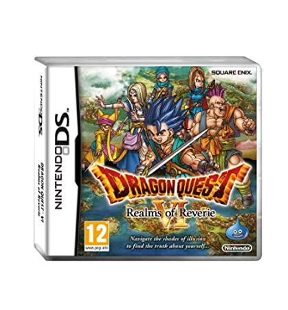 Dragon Quest VI: Realms of Reverie (Nintendo DS) [Importación inglesa]