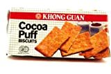 Khong Guan Biscuits (Cocoa Puff) (Pack of 1)