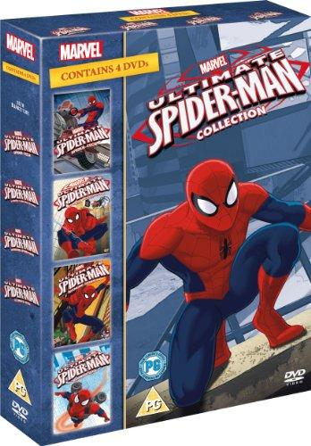 Vol. 1-4ultimate Spider-Man [DVD] [Import]