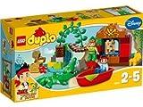 おもちゃ Lego レゴ DUPLO デュプロ Jake and the Never Land pirates パイレーツ 10526: Peter Pan's Visit [並行輸入品]