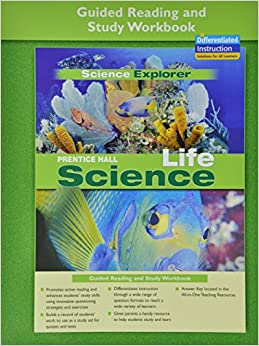 prentice hall science explorer life science guided reading and study workbook 2005 prentice. Black Bedroom Furniture Sets. Home Design Ideas