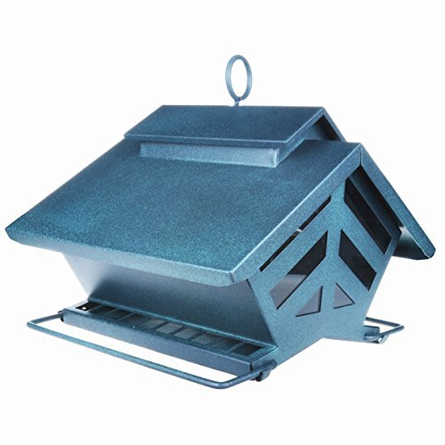 payandpack-metal-chalet-style-double-sided-squirrel-resistant-bird-feeder-mbf-74240