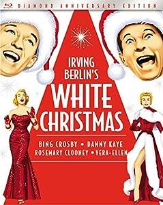 White Christmas (Diamond Anniversary Edition) [Blu-ray] by Paramount Home Video