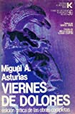 Viernes de Dolores (Spanish Edition) (843750113X) by Constantine