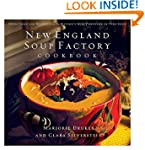 New England Soup Factory Cookbook: Mo...