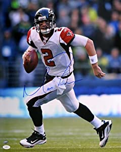 Matt Ryan Signed 16x20 Photo - Atlanta Falcons - JSA Certified - Autographed NFL... by Sports Memorabilia