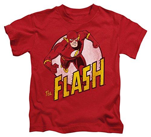 juvenile-the-flash-the-flash-kids-t-shirt-size-5-6