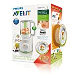Philips AVENT - Edition limit�e - Robot Maxi Saveurs SCF870/20 + 1 bol SCF706/00par Philips Avent
