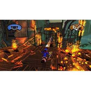 Sly Cooper: Thieves in Time Video Game for PS3