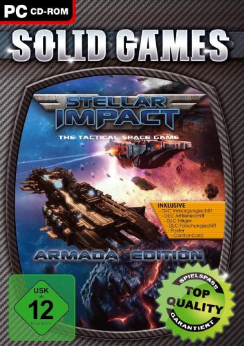 Solid Games - Stellar Impact - The Tactical Space Game (Online) - [PC], PC