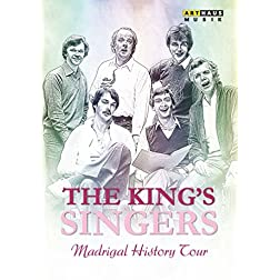 A Madrigal History Tour - The King's Singers
