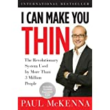 I Can Make You Thin: The Revolutionary System Used by More Than 3 Million People (Book and CD) ~ Paul McKenna