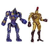 Real Steel Movie DELUXE Versus Action Figure 2Pack Midas Vs. Noisey Boy