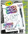 Crayola Wild Notes Subject Notebook