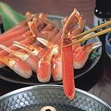 日本海・香住 (かすみ) のかにしゃぶセット 1.2kg ランキングお取り寄せ