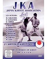 JKA Japan Karate Association - 21 Shotokan Karaté Kata
