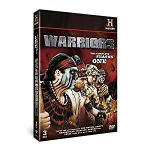 Warriors: The Complete Season 1 (3-Disc Set) [DVD]